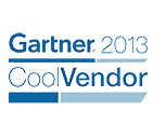 Gartner 2013 Cool Vendor